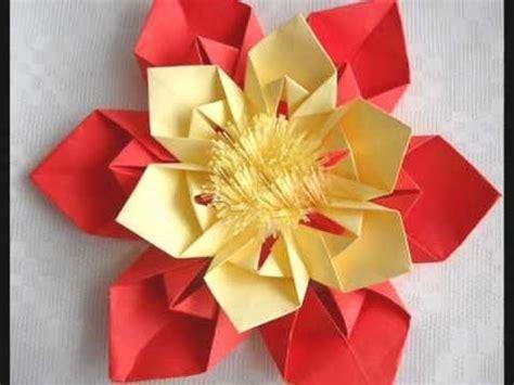 Flor Origami - 2001 best paper folding images on