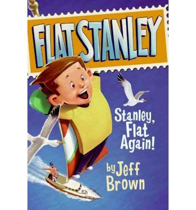 again again books stanley flat again jeff brown 9780064421737