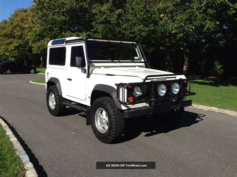 1997 land rover defender 90 image gallery 1997 defender