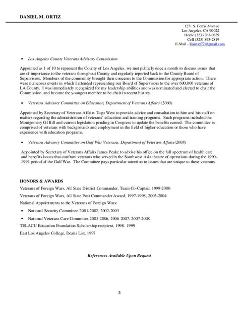Resume Writing For Veterans by Resume For Veterans Template Cover Letter Cv