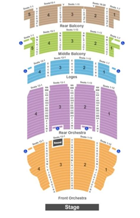 akron civic theatre seating chart akron civic theatre tickets in akron ohio akron civic
