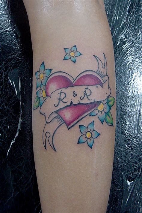 heartbeat tattoo on leg 35 best leg tattoo designs for women