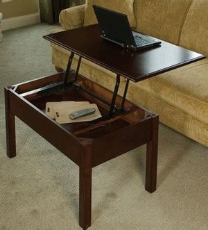 Convertible Coffee Table The Refined Geek S Laptop Desk Coffee Table Computer Desk