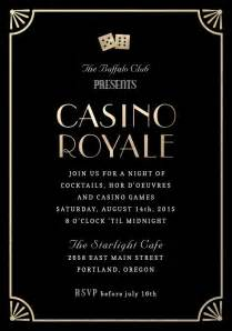 Save The Date Christmas Party Template Free - best 25 casino royale ideas on pinterest casino royale theme casino night party and casino party