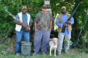 two dove hunts for injured service members freedom alliance