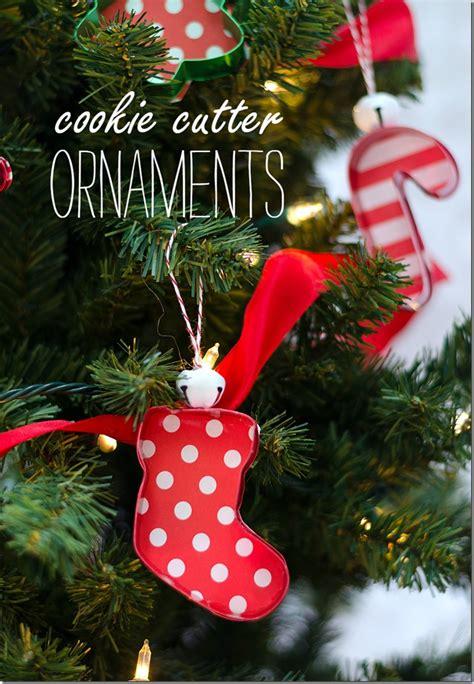 Ideas For Handmade Ornaments - handmade ornament ideas