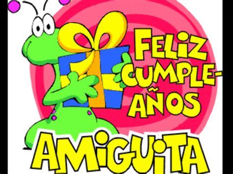 imagenes de feliz cumpleaños amiga vintage feliz cumplea 241 os amiga bella youtube