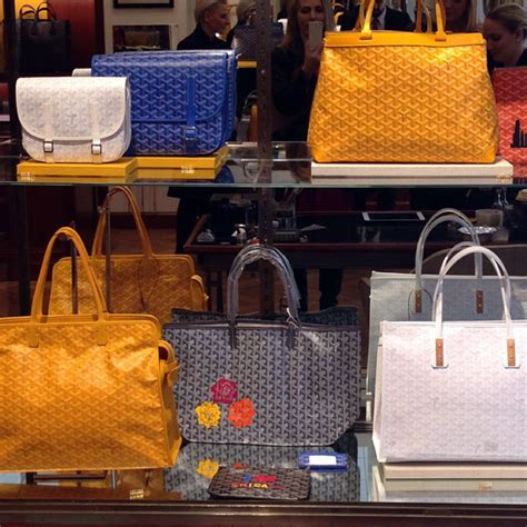 Bling The Handbag For Springsummer Second City Style Fashion Bling Second City Style 8 by Goyard Shop Exclusively At Neiman Michigan