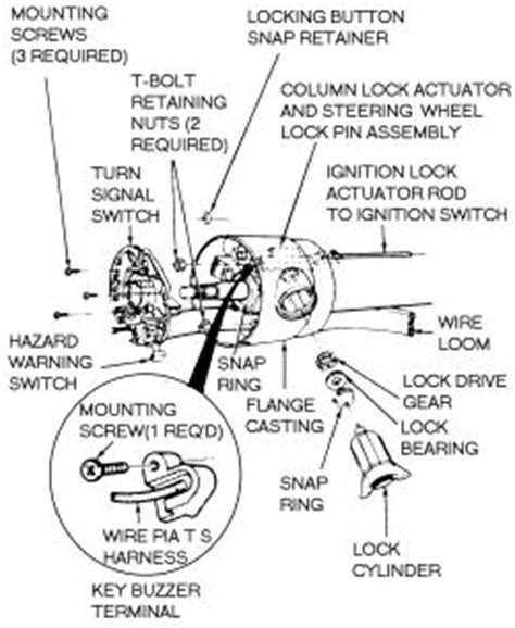 electric power steering 1997 ford f150 electronic valve timing how do i replace the ignition actuator assembly on 1991 f 250 it seems i must remove the tilt