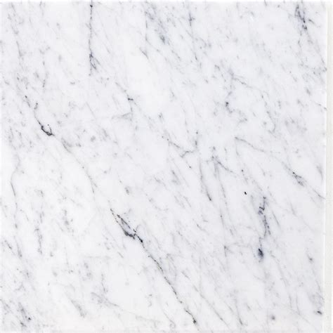 marble 12 x12 square polished carrara premium surfaces usa