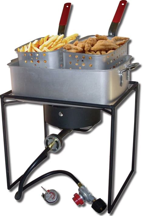 Cing Cooker With Grill by Outdoor Propane Gas Grill Table Grills Fryer Bbq