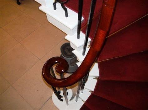 Handrail Banister Wooden Handrails Restoration Amp Refinishing Stair