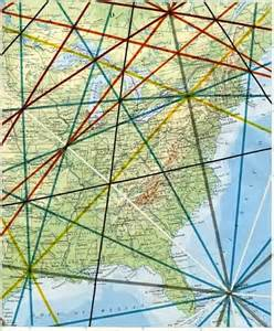 ley lines america map crop circles s o s investigating ohio s paranormal