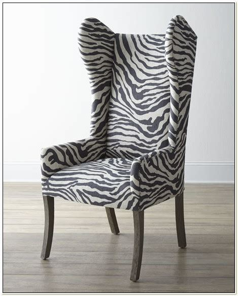 animal print slipcovers animal print parsons chairs chairs home decorating