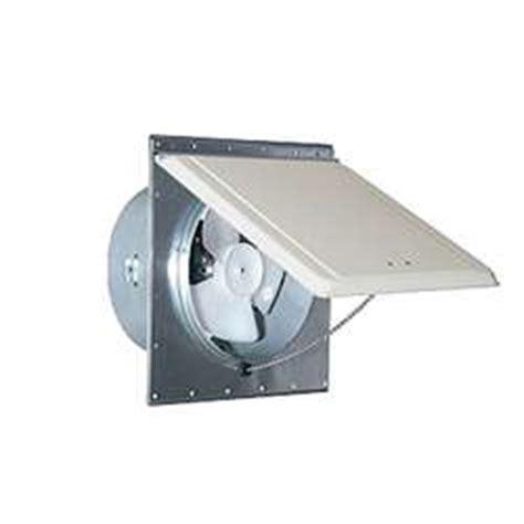 sidewall exhaust fan