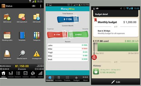 android themes best 2014 2014 best android apps for personal finance