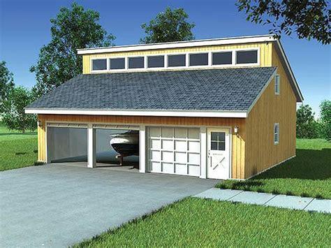 modern garage plans images  pinterest modern
