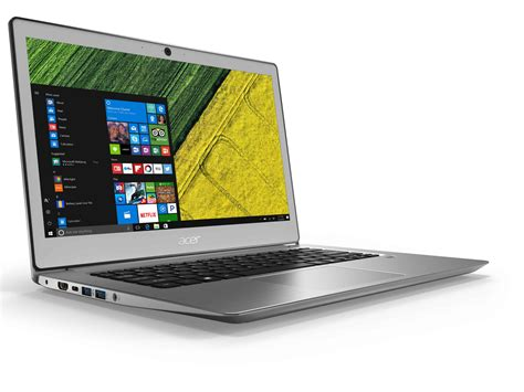 Laptop Acer Ultra Slim acer ultra slim 1 and 3 laptops announced notebookcheck net news