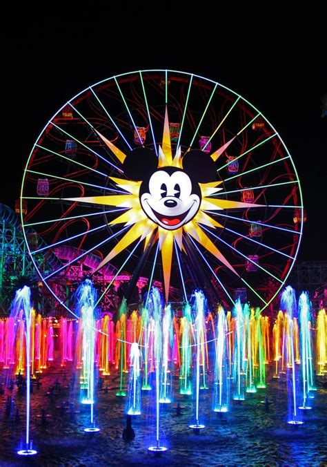 world of color times 25 best world of color ideas on disneyland