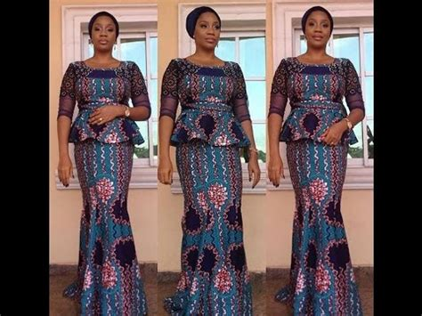 fashion stlye sew with ankara for young ladies 60 modern ankara styles for ladies amazing collection