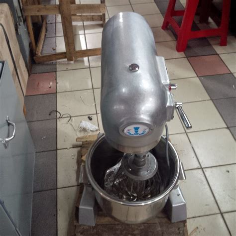 Mixer Kue Mixer Roti Mixer Adonan Mixer Es 15 L sentral gas mixer roti bolu dan kue kering made in china