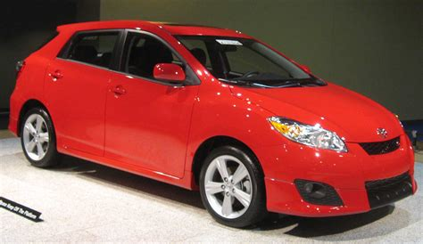 Toyota Matrix Wiki Toyota Matrix Autos Price Release Date And Rumors