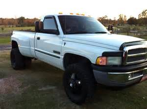 dodge 3500 on kmc rock single cab dually s