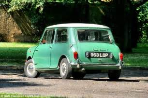 Who Owns Mini Cooper Company Mini Cooper Owned By Ernest Marples For Sale Daily Mail