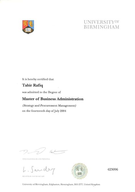 Http Theyiep Master Of Business Administration Mba by Certificate Master Of Business Administration Mba