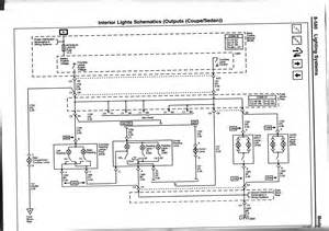 anyone the wiring schematic for interior lights