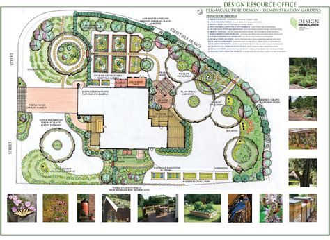 forest nursery layout plan permaculture design final design for design resource