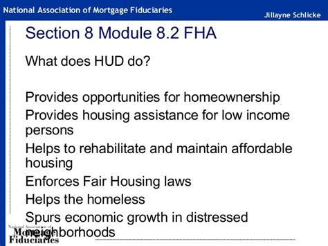 section of the act fha 20 hrsafe prelicensing2014slides