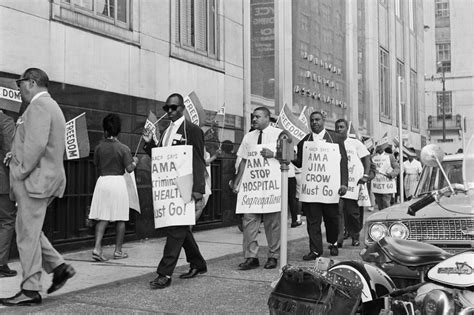 The Civil Rights Movement Led The Fight For Universal
