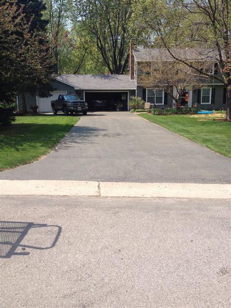 residential driveways magic seal