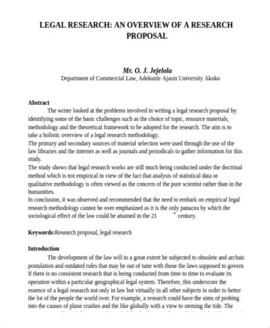sle research proposal 8 free documents in word pdf
