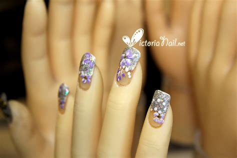 Finger Nail Designs by Design On Finger Nails Nail Design Victorianail Net