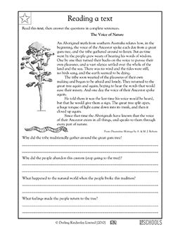 printable reading games for 4th grade free printable 4th grade reading worksheets word lists