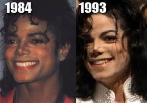 Life is like a chameleon michael jackson can live longer if