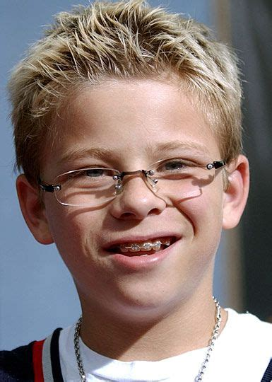 famous actors pigtails jerry maguire sweetie jonathan lipnicki looks adorable