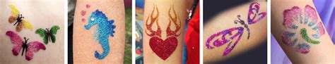 tattoo glitter pen glitter tattoos temporary tattoo store