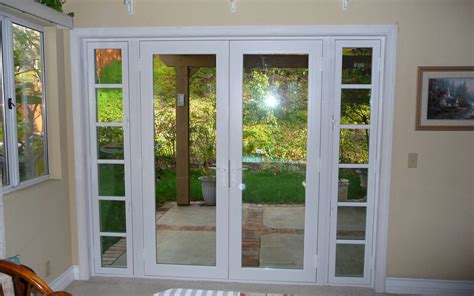 Exterior French Doors With Side Lights Pilotproject Org Patio Doors With Sidelights