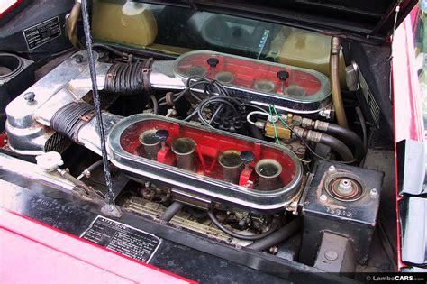 Lamborghini V8 Engine Urraco P250 Urraco P250 10 Hr Image At Lambocars