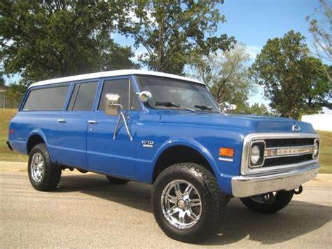 1970 Chevy 4 Door Truck by Purchase Used 1970 Chevrolet Suburban 3 Door 350 V8 4 Sp