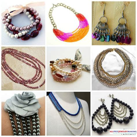 diy jewelry crafts multi strand jewelry patterns 26 diy projects allfreejewelrymaking