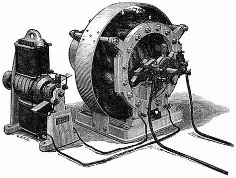spuds blog steam power  electricity dynamos
