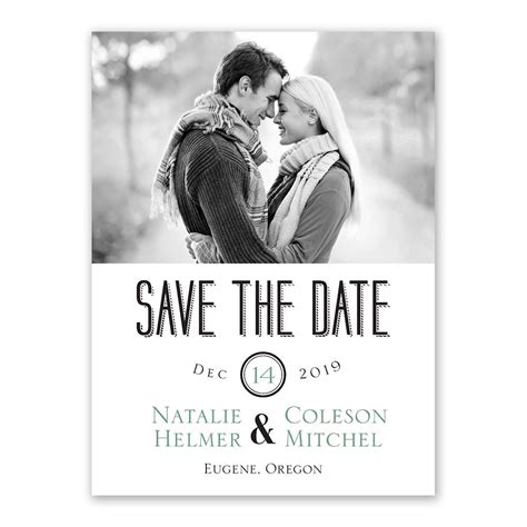 Save The Date Wedding by A Wedding Celebration Save The Date Card Invitations By