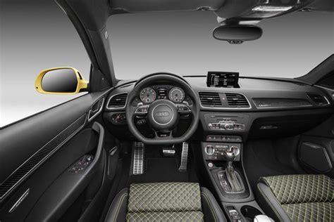 audi q3 interni audi rs q3 fuoristrada di lusso con prestazioni da auto