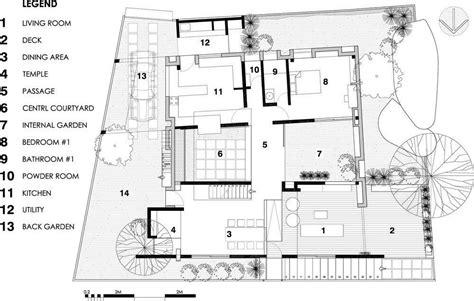 crematorium floor plan aeccafe archshowcase