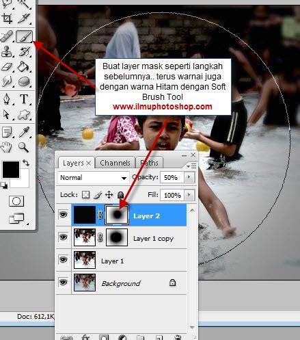 tutorial adobe photoshop adalah membuat efek cinema pada foto tutorial adobe photoshop