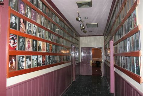 silver slipper tallahassee florida memory interior view showing hallway leading to